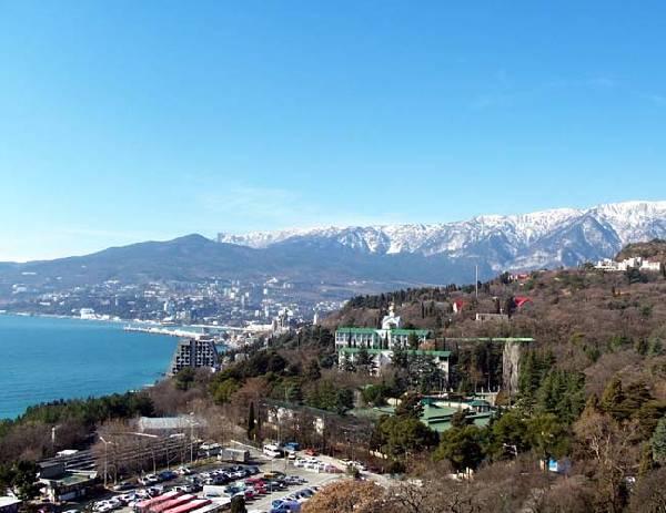 Winter in Yalta