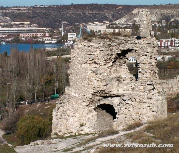 Севастополь, крепость Каламита в Инкермане