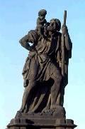 Святой Христофор, Чехия (15 кб)