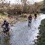 один из притоков Салгира - Теплая балка