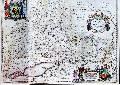 названия Дикое поле и Окраина на географической карте 1641 года
